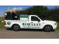 Bin Cleaning Business in Barrow-in-Furness/South Lakes area