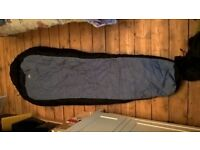 Mountain Equipment Firewalker sleeping bag and stuff sac