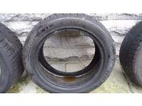 Nexen CP641 Tyres x 3 225/50/R17 94V 5-6 mm tread - no damage