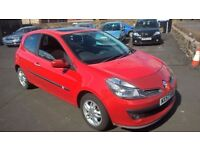 2007 57 REG RENAULT CLIO NEW SHAPE VERY LOW MILES PX WELCOME