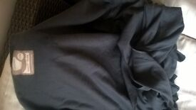 Tricot Slen Baby Sling in Coal colour - perfect condition!