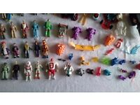 LAST CHANCE FINAL PRICE Vintage Ghostbusters Toys - Original 1980 s Kenner Figures Huge Collection