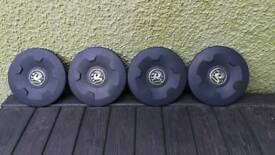 Vivaro hub caps