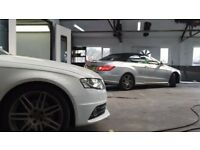 CAR BODY-SHOP-WORKSHOP RUNNING BUSINESS FOR SALE - LONG LEASE,STRONG CLIENT-BASE,QUALITY WORK
