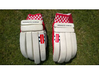 Cricket batting gloves, two sets