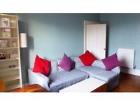 Short term all inclusive: 1 double bed room available for one person in 2 bedroom flat in Dec/Jan