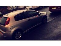 Fiat punto grande 1.4 sport