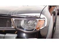 Mitsubishi Headlights L200