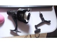 Fishing reel HOOK & REEL Professional equipment