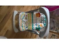 Fisher price baby swing £30 ONO