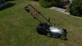 Spear & Jackson Mini Electric Lawn Mower