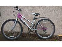 Girls Triumph Figaro bike