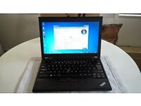 Lenovo Thinkpad x230 i5 2.6Ghz **16GB RAM 160GB SSD B\L Keyboard** WIN7 PRO