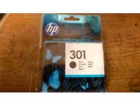 Hewlett-Packard / HP 301 Ink Cartridge, Black