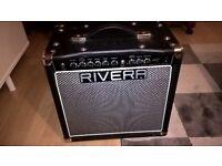 25W Rivera Valve amp & TC Electronic Nova System