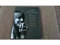 Joni Mitchell Both Sides Now, conversations with Malka Marom