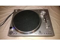 Stanton STR8-80 direct drive turntable / record player / record deck