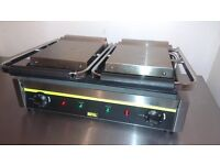 Commercial Panini Grill - Toaster - Hotplate - Fryer - Microwave - Oven - Pizza