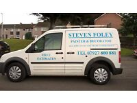 steven foley painter and decorator(please read full add thanks)