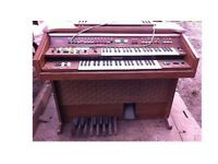 Yahmaha B75 electric organ