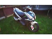 Honda moped bike low millage