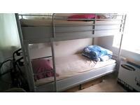 For sale. Metal bunkbeds