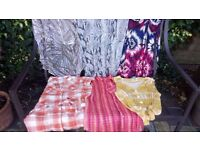 Ladies clothes selection size 12 and medium - 11 items