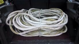 30mm Polyester marine rope