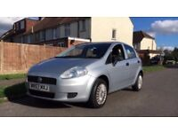 FIAT GRAND PUNTO 1.2 Active 5dr Hatchback (2007) 57 reg £1,895,00