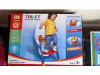 Children's Toilet Ladder Seat