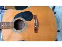 Sakura sk- 502 Electro acoustic guitar