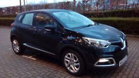 1.5 dci Black Renault Captur 2013