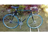 retro single speed fixie road bike,24 inch frame