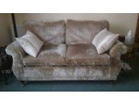 Immaculate Laura Ashley 2 Seater Hertford Sofa