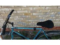 city bike in very good condition