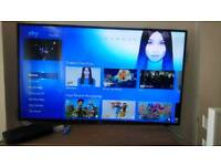 49 inch sharp full hd led tv with freeview hd. Excellent condition