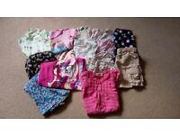 Girls clothing bundle aged 2-4 years