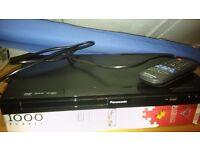 Panasonic Dvd, Divx,Usb player
