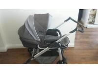 Silver cross pram 3in1