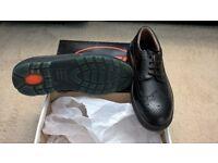 Steel Toe Cap Mens Brogue Shoes New & Boxed