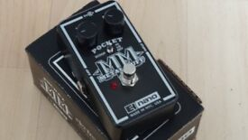 EHX Metal Muff Distortion Pedal