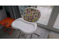 Graco Tea Time Unisex Highchair