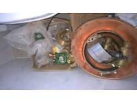 Industrial plumbing accessories