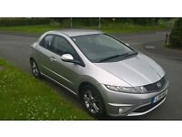 2011 HONDA CIVIC SI 1.4 FULL HONDA SERVICE HISTORY, LODES OF MOT EXCELLENT CONDITION THROUGHOUT,