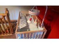 Cot for sale £20 ono