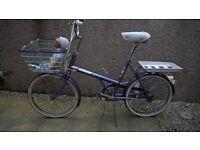 Raleigh Shopper R20 Vintage Bike Bicycle