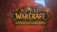 World of Warcraft  Mists of Pandaria édition collecteur fra,neuf