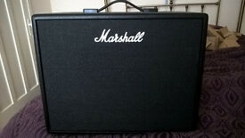 Marshall Code 50 Guitar Amp WITH the optional foot controller