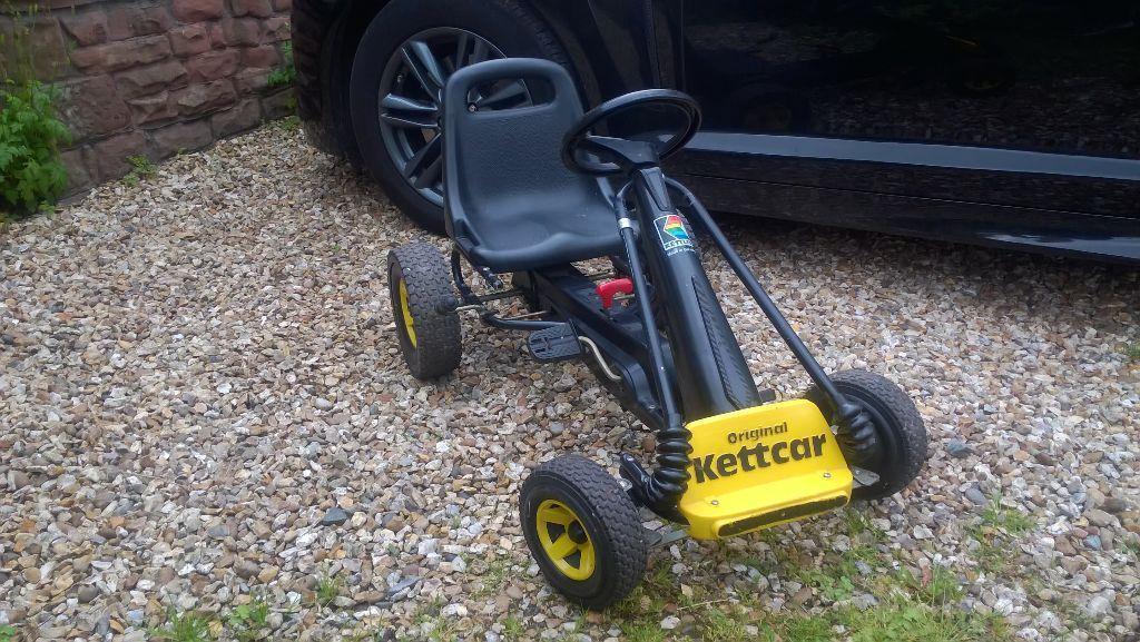 Kettler Go Cart Original Kettcar In Appleby In