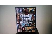 Grand Theft Auto 5 for PC. New, unopenend